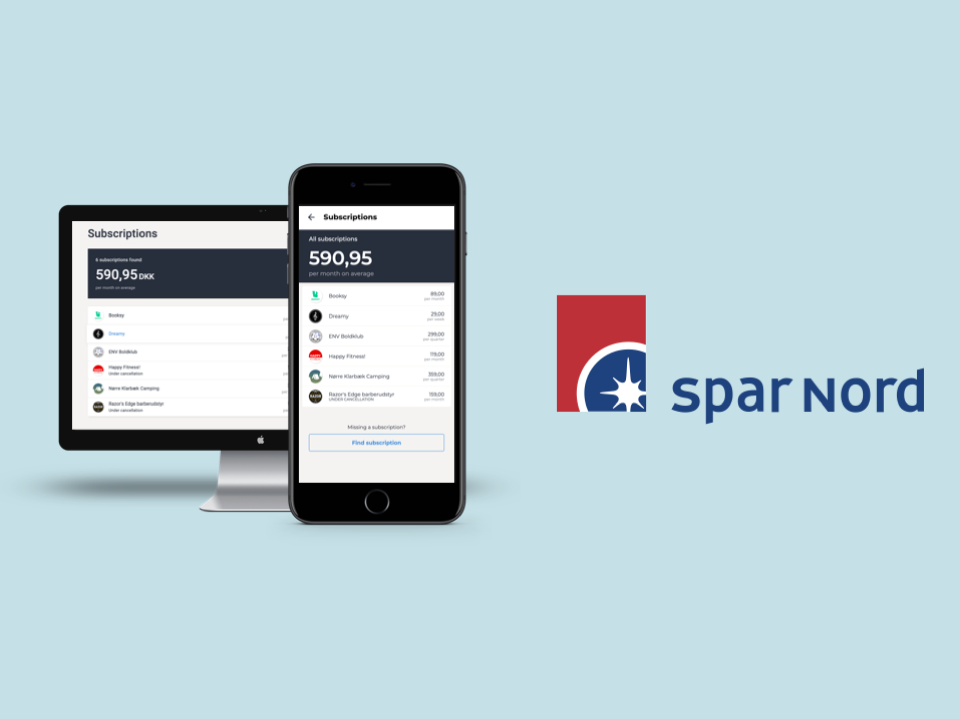 Subaio launches with Spar Nord in Denmark