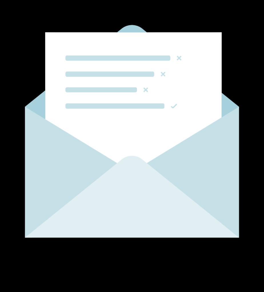 cancellation e-mails