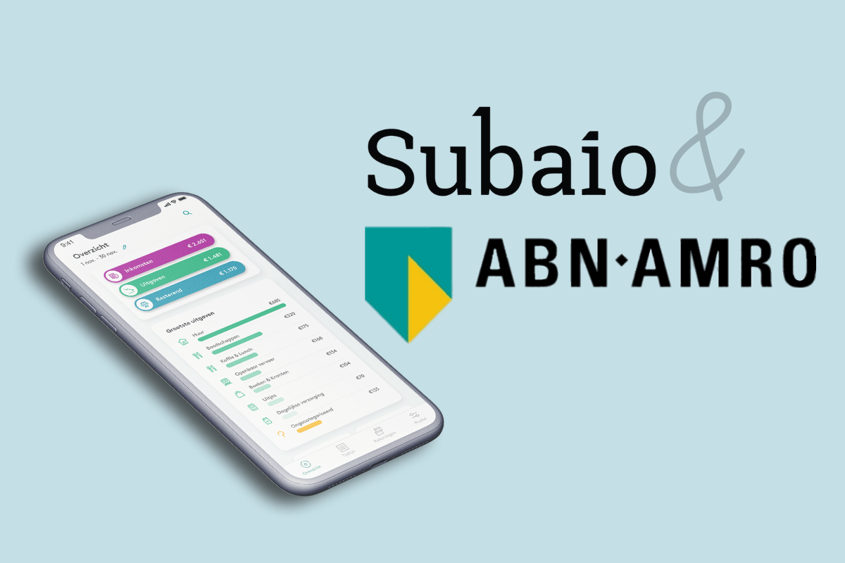 Subaio launches with ABN AMRO