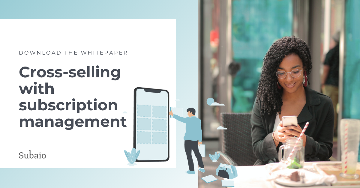 cross-selling with subscription management whitepaper